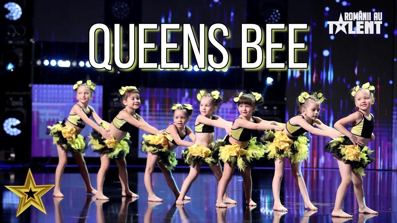 """Românii au talent 2021: Queens Bee, momentul lor """"i-a topit"""" pe membrii juriului """"Sunteți adorabile"""""""