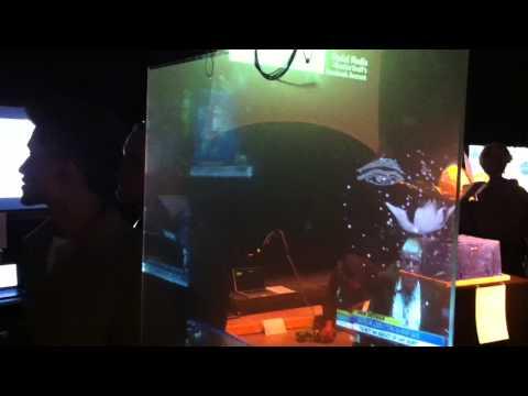 Nirvana (Virtual Reality Cave)
