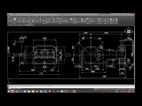 How To Convert PDF File Drawing To CAD File With Adobe Illustrator