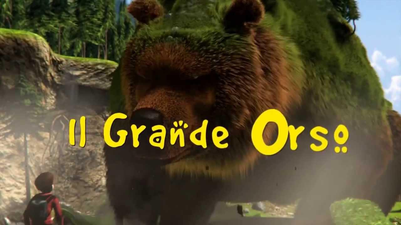 Il grande orso trailer ufficiale youtube for Cabine lungolago grande orso