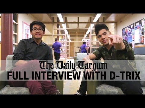 Interview with D-Trix