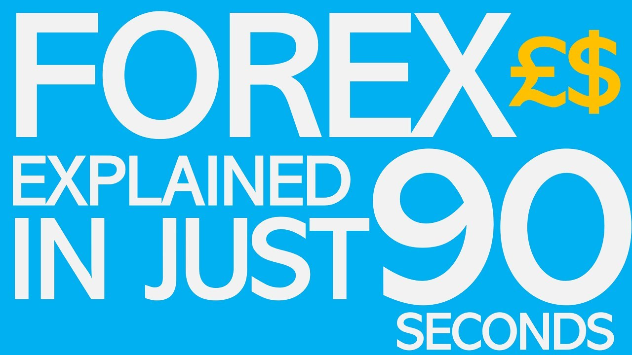 What Is Forex? Forex Explained In Under 90 Seconds