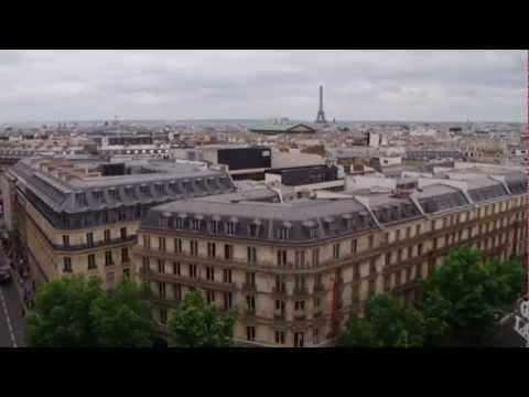 Film  SERIE ARCHITECTURE A DOMICILE  Paris des Grands Boulevards  Le Style Haussmannien