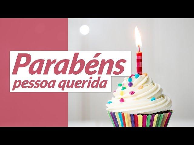 Mensagens De Aniversário Para Pessoa Querida Mensagens De Aniversário