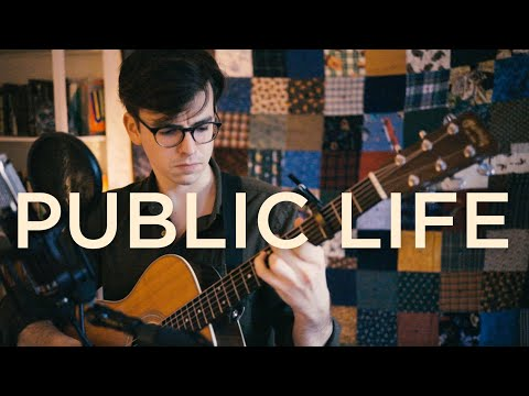 Joshua Lee Turner - Public Life Full Album (Official)