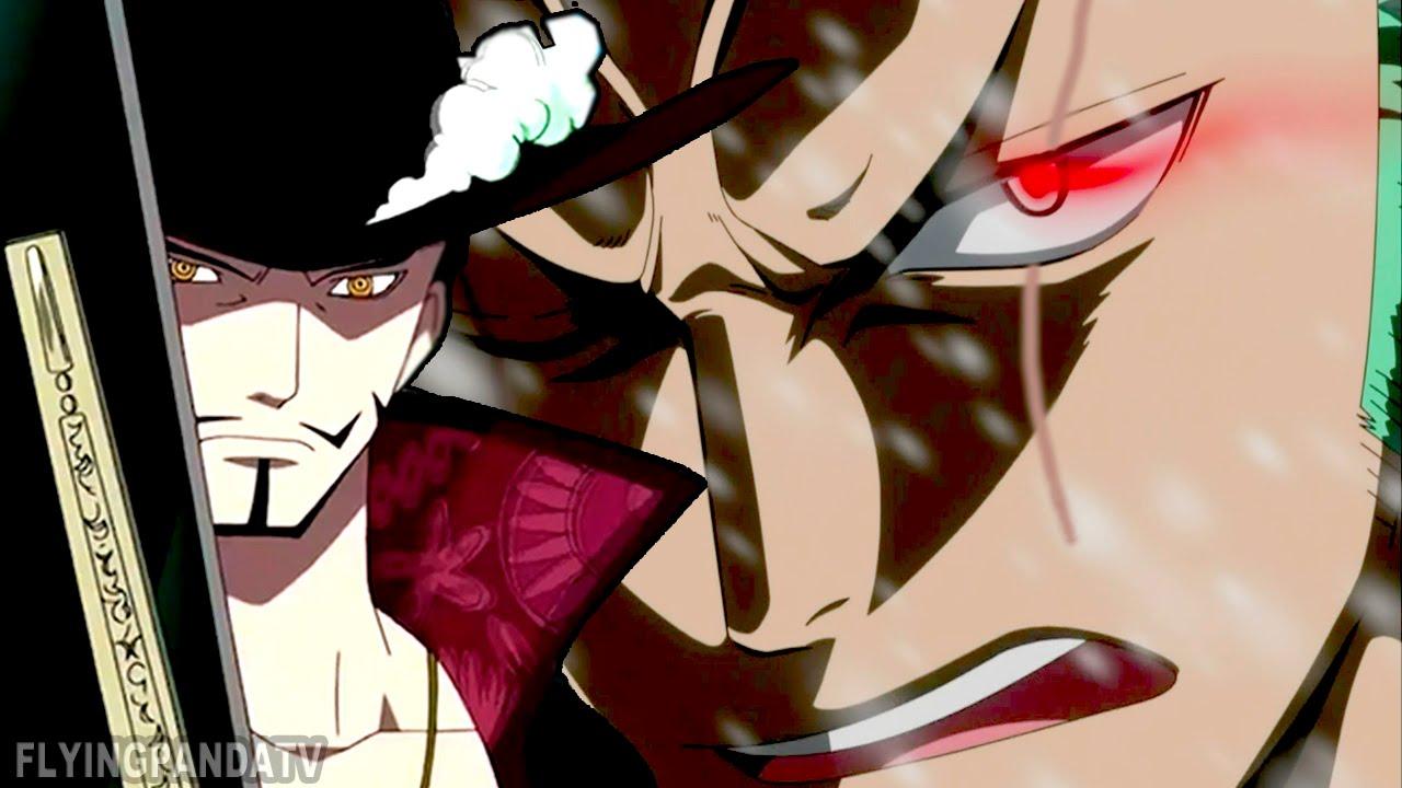 Zoro Demon Eye