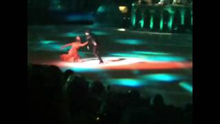 Борьба Чумы и Тибальта Мировые чемпионы на льду : Оксана Домнина и Роман Костомаров. Вокал GURUDE