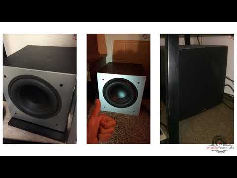 """Polk Audio PSW505 12"""" Powered Subwoofer Review"""