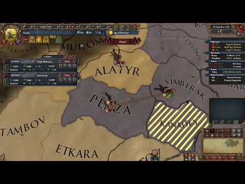 Kazan vs. Muscovy 1444