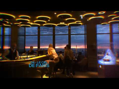 Paris Best Restaurants With A View
