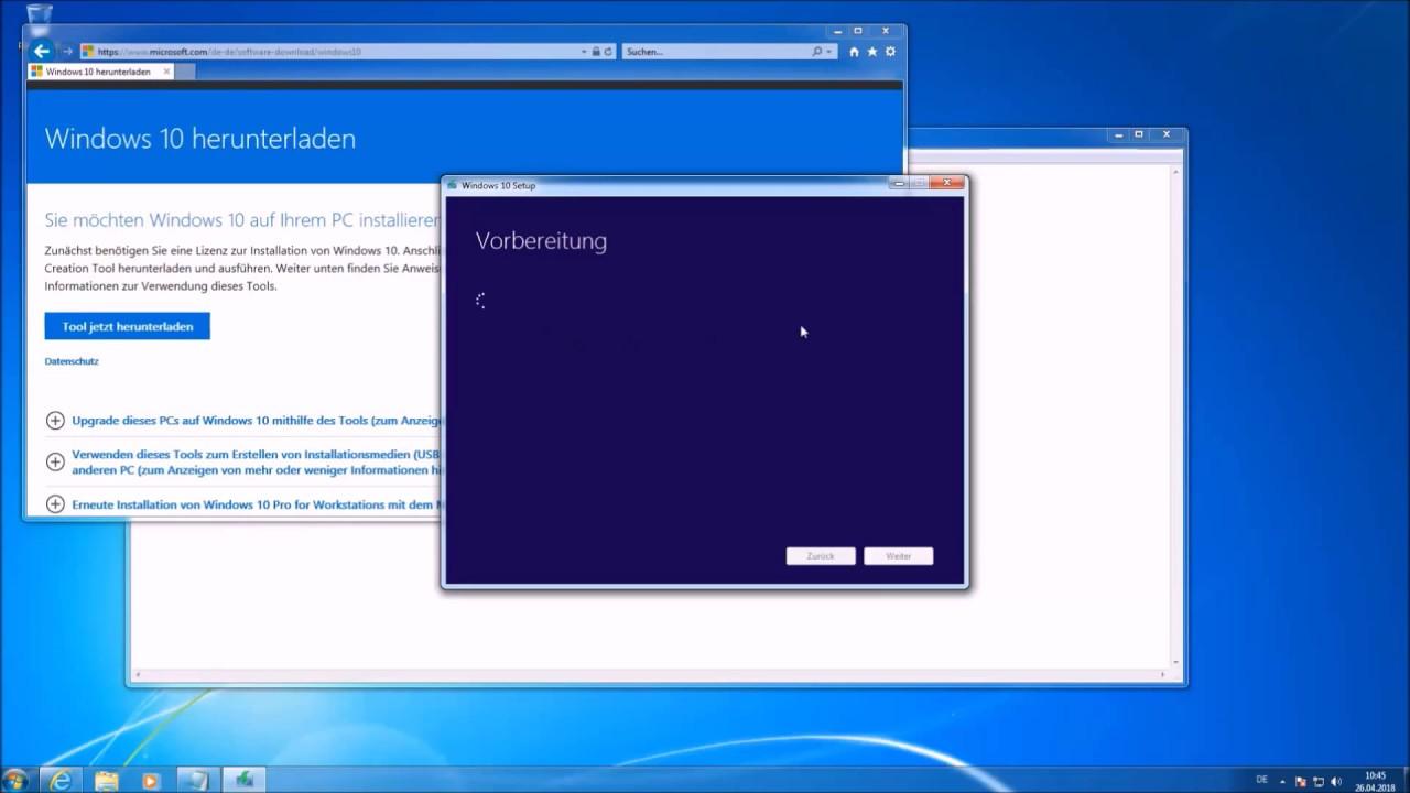 Windows 7 Auf Windows 10 Kostenlos