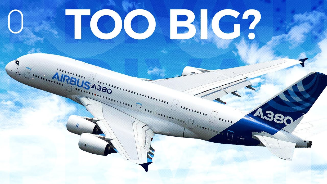 Why The Airbus A380 Doesn't Work As A Private Jet