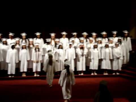 Holy Names High School Graduation ! Class of 2010 (: