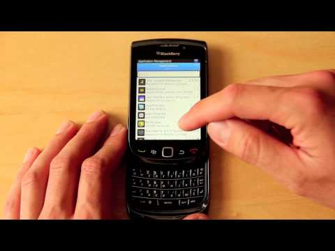 Screen Muncher - Editing Permissions on BlackBerry Operating System 6