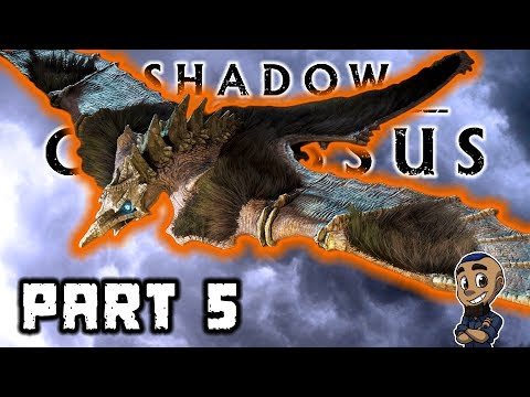 AVION   Shadow of the Colossus PS4 New Remake HD — Part 5 (2018)   Gameplay Walkthrough Let's Play