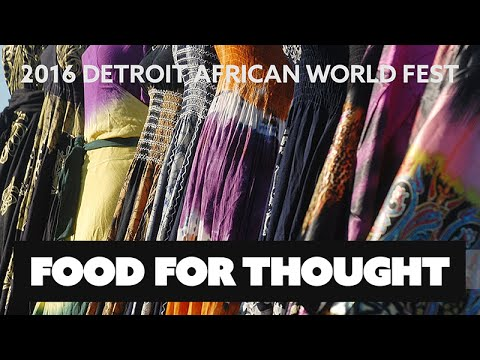 2016 African World Festival in Detroit!