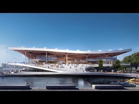 3XN Interview: The Sydney Fish Market