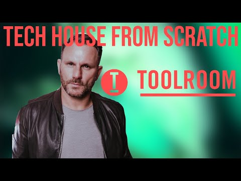 Making FULL Mark Knight/Toolroom Style Tech House Track From Start To Finish [+Samples]