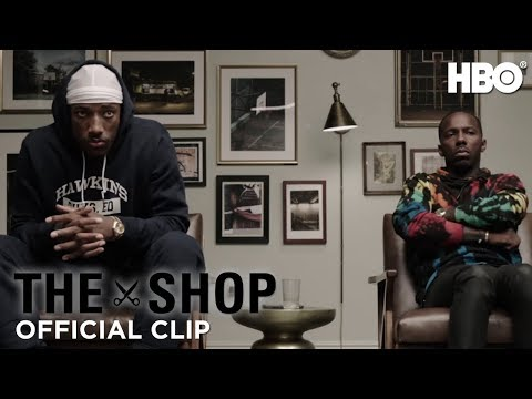 The Shop: Uninterrupted | Demar Derozan On Getting Traded To The Spurs (S2 Ep4 Clip) | HBO