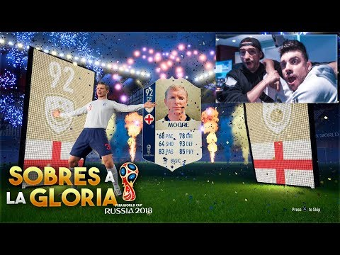 ICONO del MUNDIAL IN A PACK!! Fifa World Cup PACK OPENING!