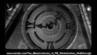 The Misadventures of PB Winterbottom Walkthrough - The Ticking Tarts - 2-1