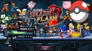 Super Smash Flash 2 Batalhas#5