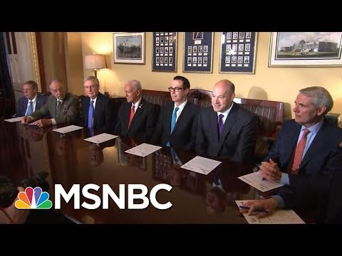 The Country's Wealthiest Would Benefit Most From Senate GOP Tax Plan | Morning Joe | MSNBC