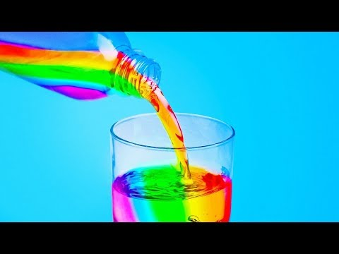 15 MAGICAL WATER TRICKS