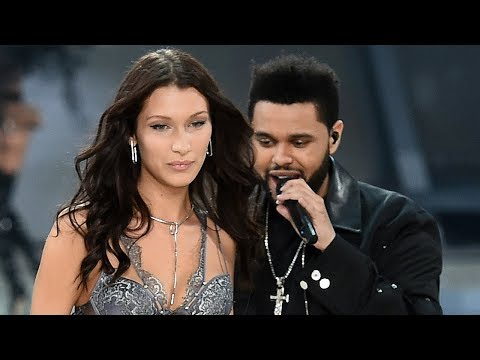 The Weeknd Spotted Back With Bella Hadid After Selena Gomez Split