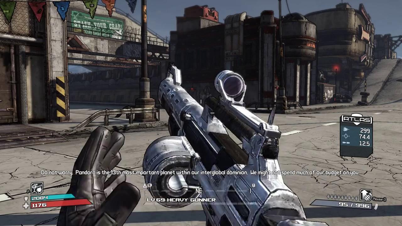 borderlands how to get legendary weapons
