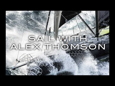 Momentum Adventure - World Exclusive Sailing Trip with Alex Thomson