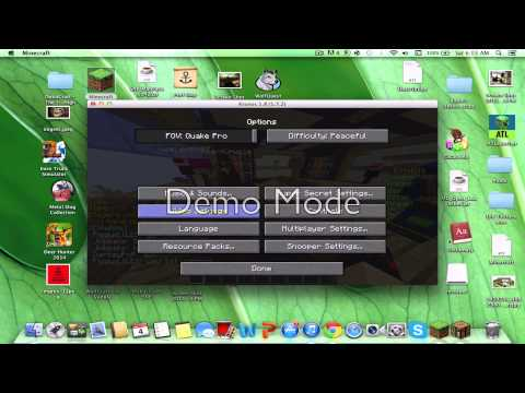 How To Hack Minecraft PVP Server Or Survival (Mac)