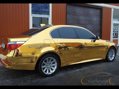 BMW_gold-chrome