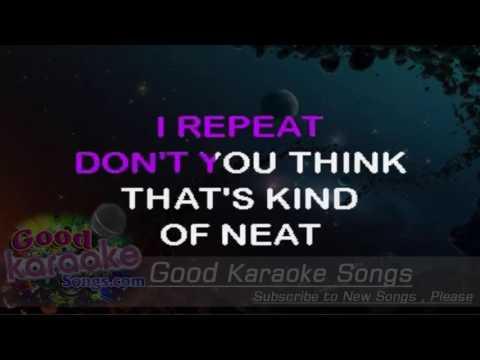 Ain't She Sweet -  Chuck Berry ( Karaoke Lyrics )