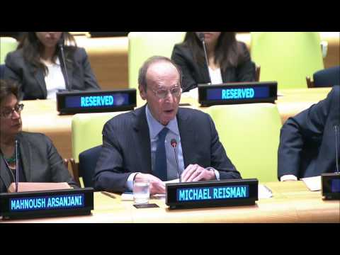 Nuclear Policy: Taking Stock and Looking Ahead with Michael Reisman