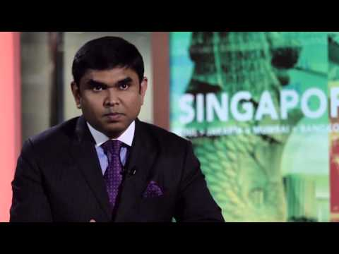 Nitin Shares What It's Like Working in Sales in Singapore at Bloomberg