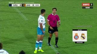 Uruguay vs Jaguares / Super Rugby 2019 Pre Season / 24.01.2019