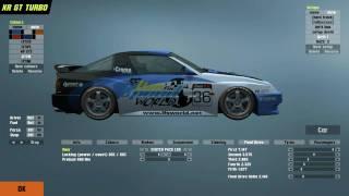 LFS Drift setup
