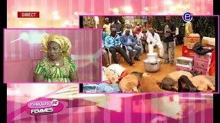 PAROLES DE FEMMES (UNE FEMME DOIT ELLE CONTRIBUER POUR SA DOT?)  EQUINOXE TV DU 16 OCTOBRE 2018