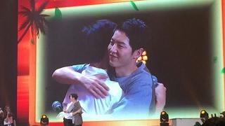 Song Joong Ki Highlights [ENG SUB] @ Park Bo Gum Fanmeet in Bangkok, Thailand