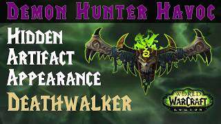 DH Havoc - Hidden Artifact appearance Deathwalker - fast and easy guide