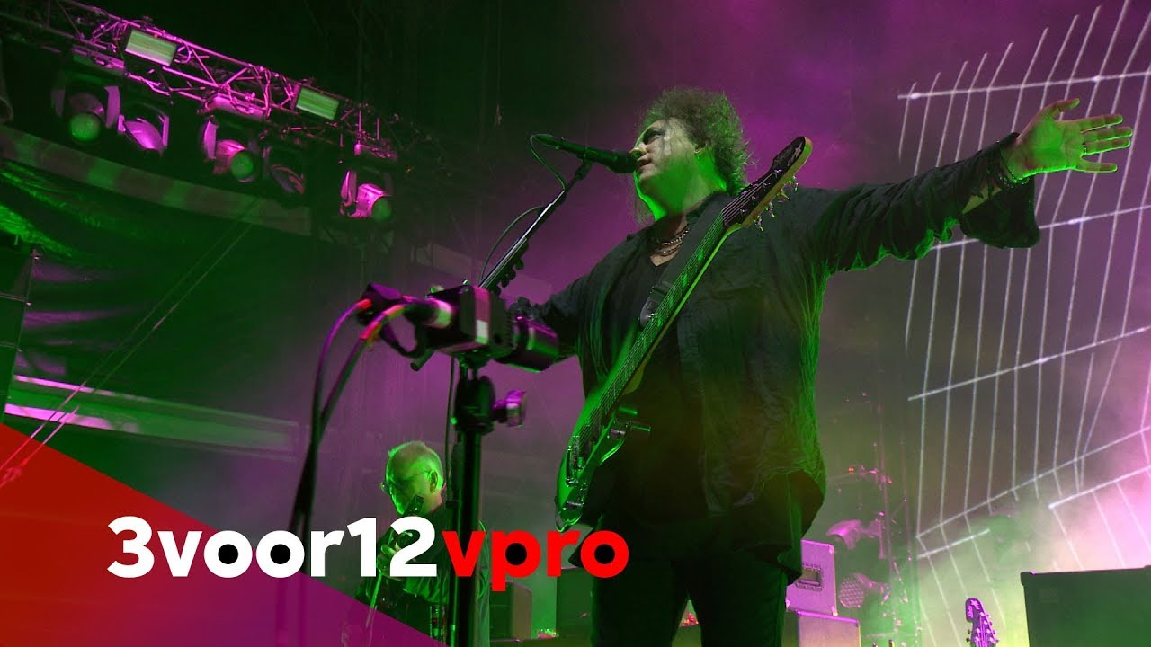 Download The Cure - Lullaby (live at Pinkpop 2019)