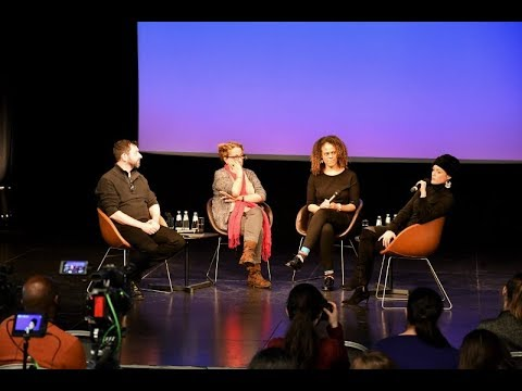 How do we write around issues of sex and sexuality? Panel discussion at #BritLitBerlin 2018
