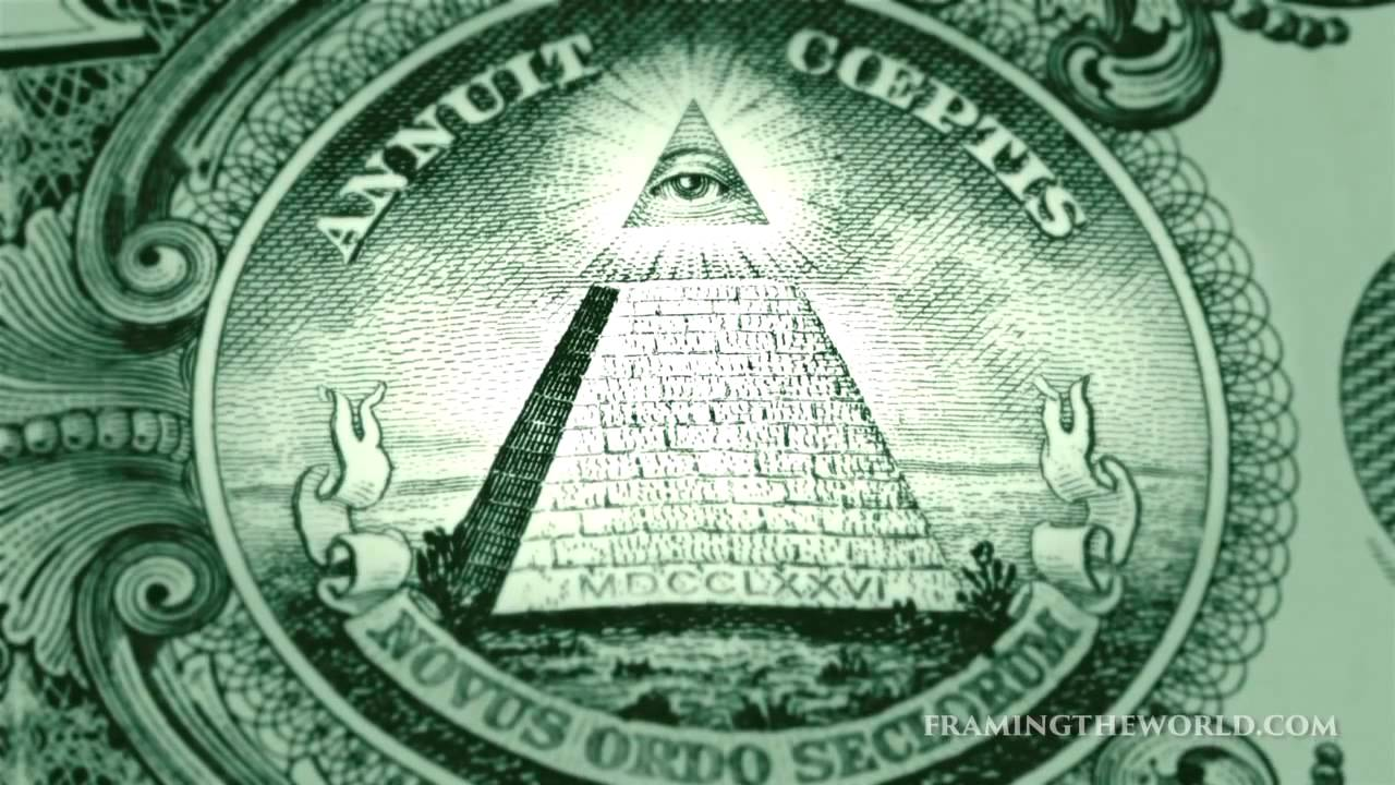 Illuminati Seal On Dollar Bill? - New World Order Bible Versions