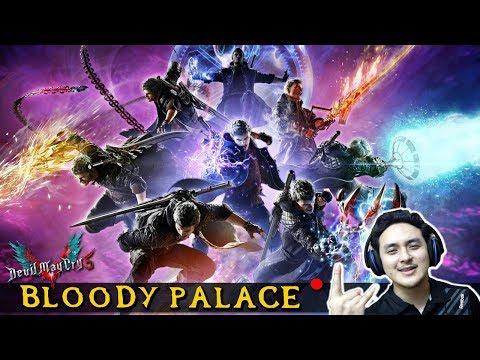 """DEVIL MAY CRY 5 (Hindi) """"BLOODY PALACE DLC"""" PS4 Pro Gameplay thumbnail"""