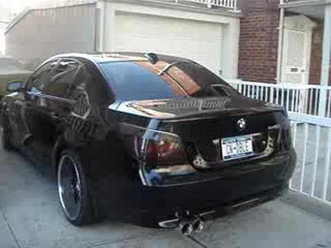 Bmw 545i Magnaflow Exhaust