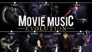 Movie Music Evolution Epic Piano Mashup/Medley (Piano Cover)+SHEETS&MIDI