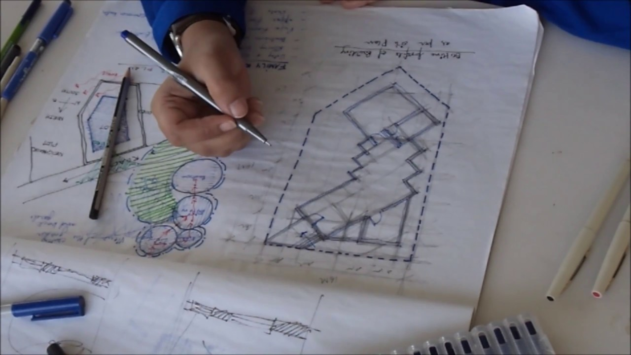 Architecture design concept Abstract How To Develop Architectural Concept Design For House Or Bungalow Youtube How To Develop Architectural Concept Design For House Or Bungalow