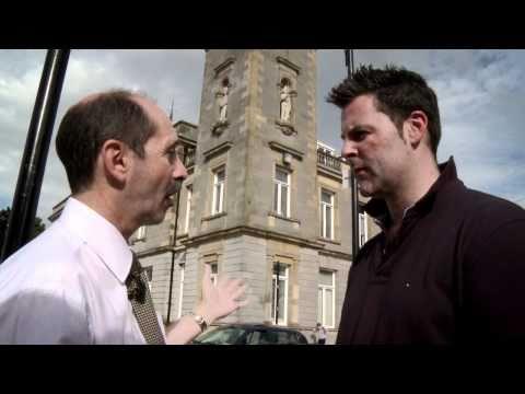 Enniskillen, Ireland's only island town