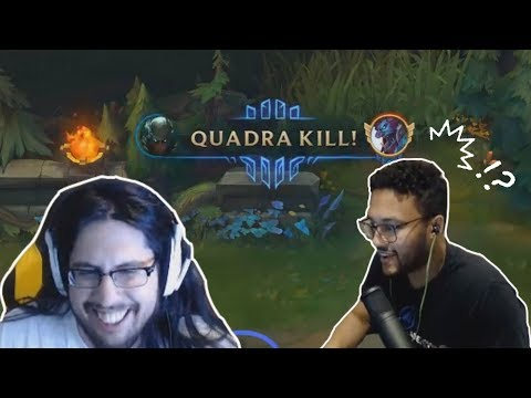 That Is How Imaqtpie Plays PYKE | Aphromoo ONESHOT ONE KILL | LoL Daily Moments Ep #105